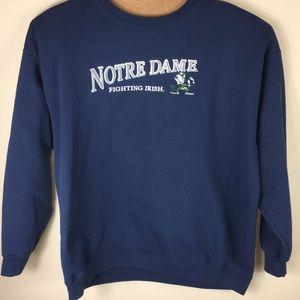 Champion Norte Dame fighting Irish Sweatshirt